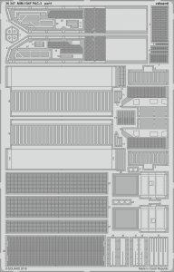 MIM-104F PAC-3 [Dragon] · EDU 36347 ·  Eduard · 1:35