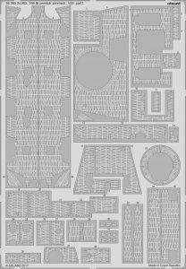 Sd.Kfz.166 Brummbär - Zimmerit [Tamiya] · EDU 36365 ·  Eduard · 1:35