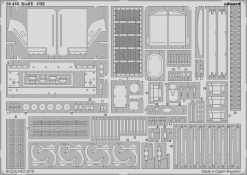 Su-85 [Tamiya] · EDU 36410 ·  Eduard · 1:35