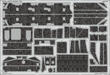 StuG IV - Zimmerit [Academy] · EDU 36423 ·  Eduard · 1:35
