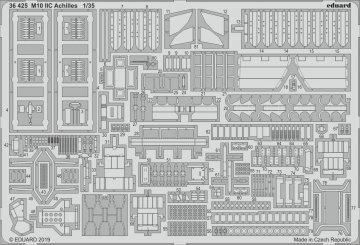 M10 IIC Achilles [Tamiya] · EDU 36425 ·  Eduard · 1:35