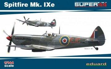 Spitfire Mk.IXe  - Dual Combo -Super44 · EDU 4428 ·  Eduard · 1:144
