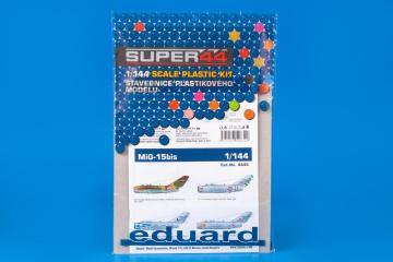 MiG-15bis - Super44 · EDU 4445 ·  Eduard · 1:144