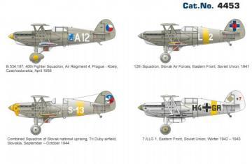 Avia B.534 IV. serie - Super44 · EDU 4453 ·  Eduard · 1:144