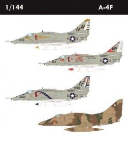 A-4F - Super44 · EDU 4466 ·  Eduard · 1:144