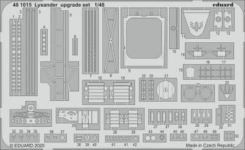 Lysander - Upgrade set [Eduard] · EDU 481015 ·  Eduard · 1:48
