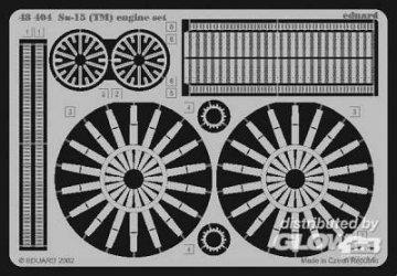 Su-15 TM - Engine Set · EDU 48404 ·  Eduard · 1:48