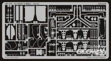 Ar-234C-3 Blitz · EDU 48442 ·  Eduard · 1:48