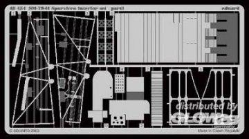 SM-79-II Spariero - Interior · EDU 48454 ·  Eduard · 1:48