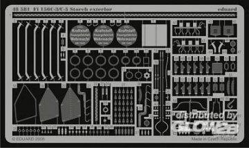 Fi 156C-3/C-5 Storch - Exterior [Tamiya] · EDU 48581 ·  Eduard · 1:48