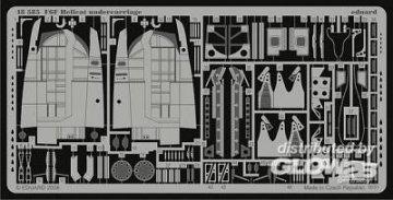 F6F Hellcat - Undercarriage [Eduard] · EDU 48585 ·  Eduard · 1:48