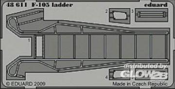 F-105 - Ladder · EDU 48611 ·  Eduard · 1:48