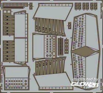 B-57B/G - Landing flaps [Airfix] · EDU 48630 ·  Eduard · 1:35