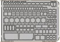 E-2C - Surface panels [Kinetic] · EDU 48640 ·  Eduard · 1:48