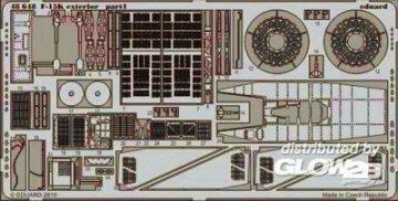 F-15K - Exterior [Academy] · EDU 48648 ·  Eduard · 1:48