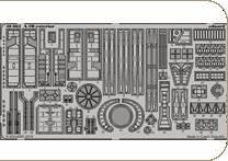 A-7D - Exterior [HobbyBoss] · EDU 48663 ·  Eduard · 1:48