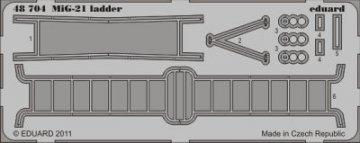 MiG-21 - Ladder [Eduard] · EDU 48704 ·  Eduard · 1:48