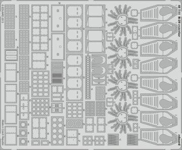 B-29 - Exterior [Monogram] · EDU 48744 ·  Eduard · 1:48