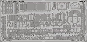 Lynx Mk.88 - Exterior [Airfix] · EDU 48752 ·  Eduard · 1:48