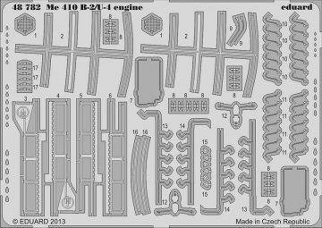 Messerschmitt Me 410 B-2/U-4 - Engine [Meng Models] · EDU 48782 ·  Eduard · 1:48