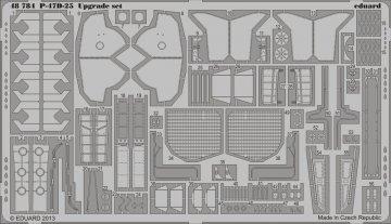 P-47D-25 - Upgrade set [Eduard] · EDU 48784 ·  Eduard · 1:48