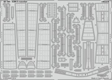 A3D-2 - Exterior [Trumpeter] · EDU 48793 ·  Eduard · 1:48