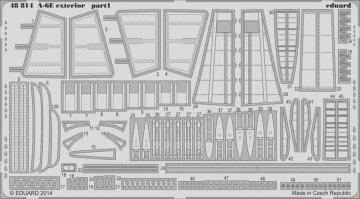 A-6E Intruder - Exterior [HobbyBoss] · EDU 48814 ·  Eduard · 1:48