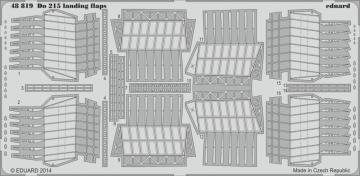 Dornier Do 215 - Landing flaps [ICM] · EDU 48819 ·  Eduard · 1:48