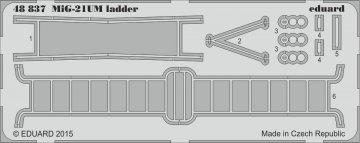MiG-21UM - Ladder [Trumpeter] · EDU 48837 ·  Eduard · 1:48