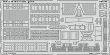 B-1B - Exterior [Revell] · EDU 48857 ·  Eduard · 1:48