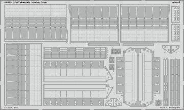 AC-47 Gunship - Landing flaps [Revell] · EDU 48859 ·  Eduard · 1:48