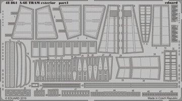 A-6E TRAM Intruder - Exterior [HobbyBoss] · EDU 48864 ·  Eduard · 1:48