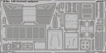 A-6E TRAM Intruder electronic equipment [HobbyBoss] · EDU 48865 ·  Eduard · 1:48