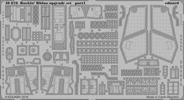 Rockin´Rhino upgrade set [Eduard] · EDU 48878 ·  Eduard · 1:48