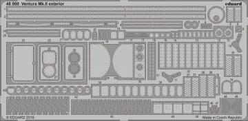 Ventura Mk.II - Exterior [Revell] · EDU 48900 ·  Eduard · 1:48