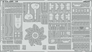 A6M5 Zero [Tamiya] · EDU 491016 ·  Eduard · 1:48