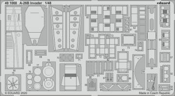 A-26B Invader [ICM] · EDU 491068 ·  Eduard · 1:48