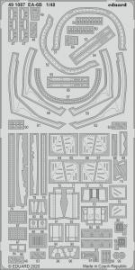 EA-6B [Kinetic] · EDU 491087 ·  Eduard · 1:48