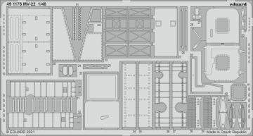MV-22 Osprey [HobbyBoss] · EDU 491176 ·  Eduard · 1:48