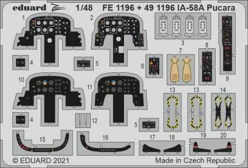 IA-58A Pucara [Kinetic Models] · EDU 491196 ·  Eduard · 1:48