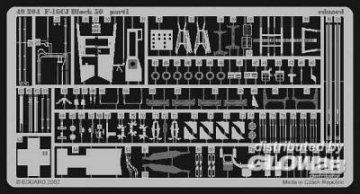 F-16CJ Block 50 [Hasegawa] · EDU 49204 ·  Eduard · 1:48