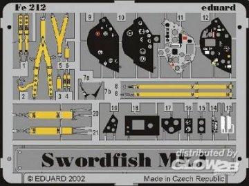 Swordfish Mk.I [Tamiya] · EDU 49212 ·  Eduard · 1:48