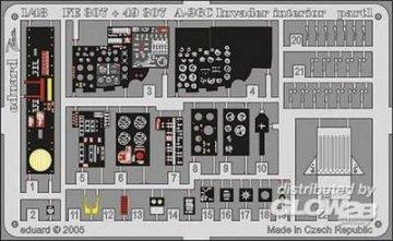 A-26C Invader interior für Revell/Monogram Bausatz · EDU 49307 ·  Eduard · 1:48