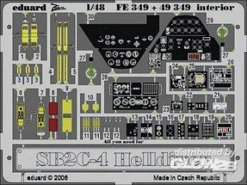 SB2C-4 Helldiver - Interior [Revell] · EDU 49349 ·  Eduard · 1:48