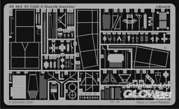 Fi 156C3 Storch interior s.adh. für Tamiya Bausatz · EDU 49404 ·  Eduard · 1:48