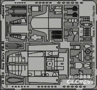 Sea Fury FB.II für Trumpeter Bausatz · EDU 49423 ·  Eduard · 1:48