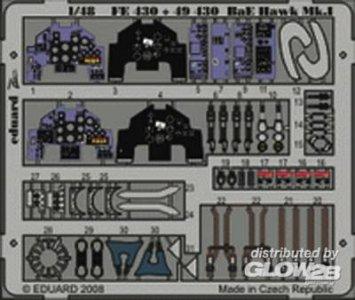 BaE Hawk Mk.I S.A. [Italeri] · EDU 49430 ·  Eduard · 1:48