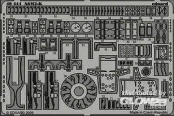 A6M2-K self adhesive [Hasegawa] · EDU 49444 ·  Eduard · 1:48