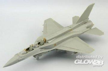 F-16I SUFA self adhesive · EDU 49459 ·  Eduard