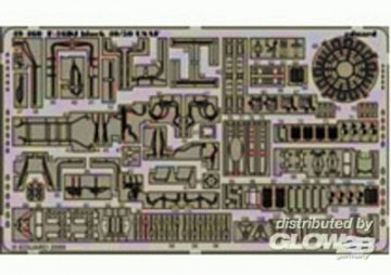 F-16DJ block 40/50 USAF self adhesive · EDU 49460 ·  Eduard